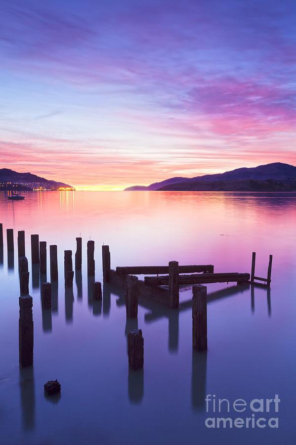Sunrise Photograph - Beautiful Sunset by Colin and Linda McKie