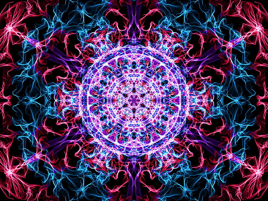 Beautiful Target Digital Art