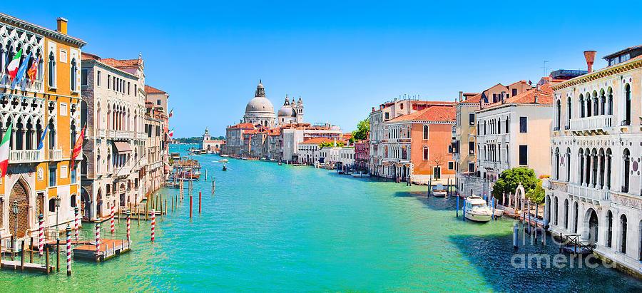Beautiful Venice Photograph