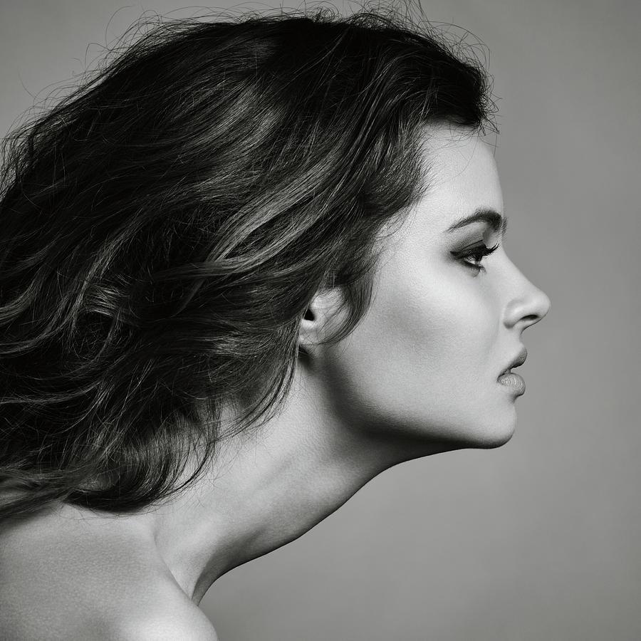 Beautiful Woman Photograph by Lambada