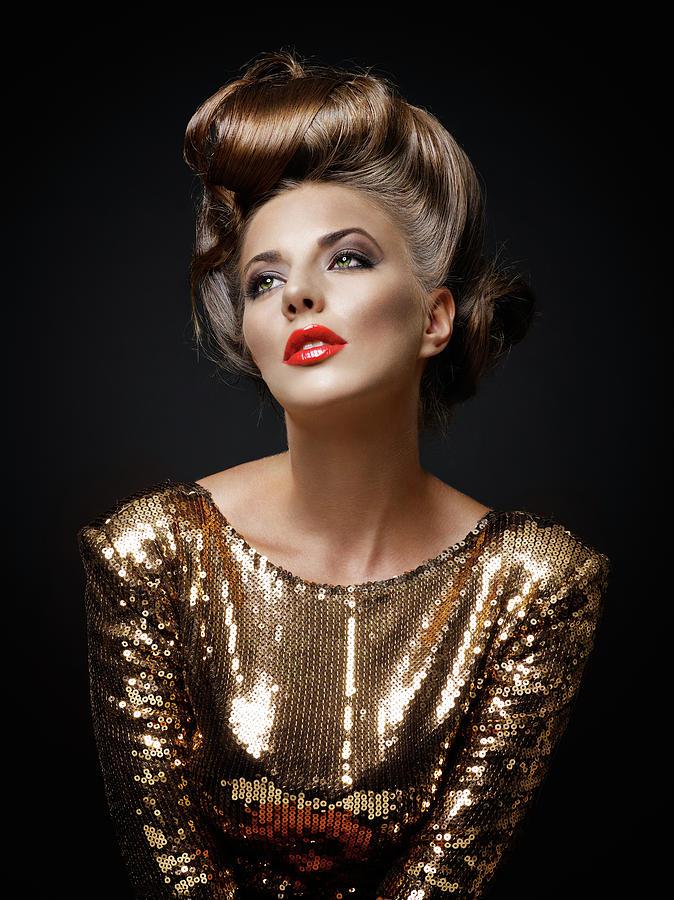 Beautiful Woman Photograph by Millann