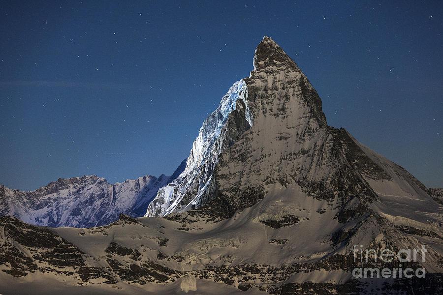 Matterhorn Photograph - Beauty Of Matterhorn by Ivan Fodor