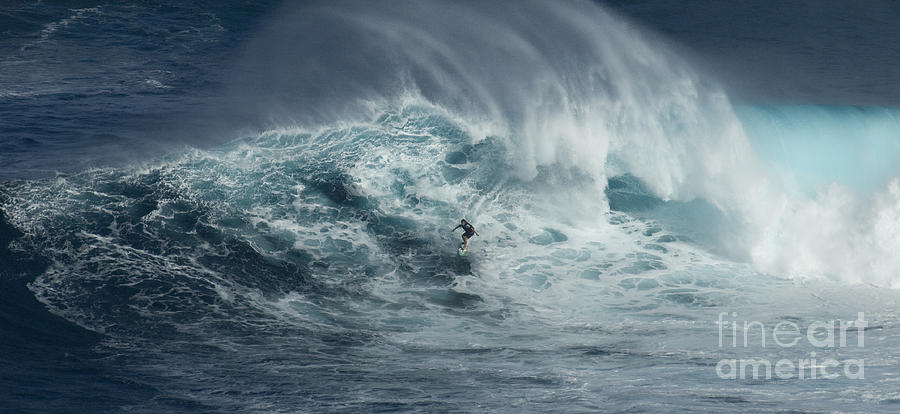 Extreme Sports Photograph - Beauty Of The Extreme by Bob Christopher
