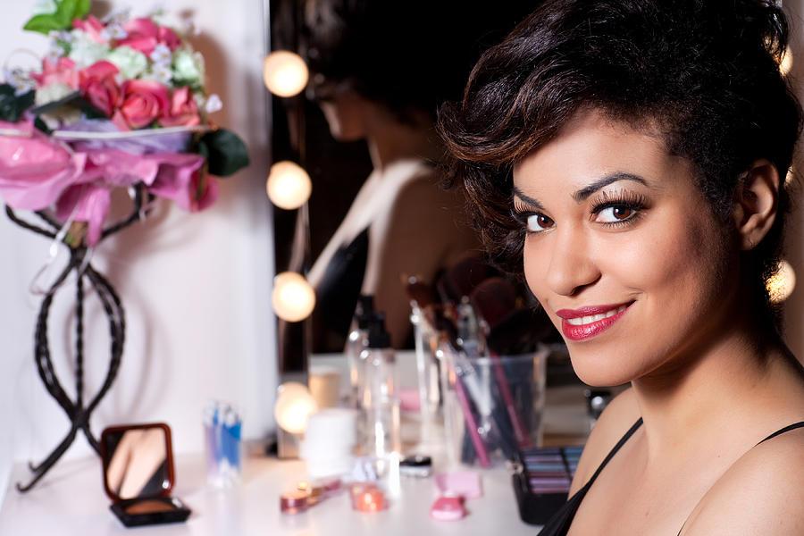 Makeup Photograph - Beauty Portrait by Artur Bogacki
