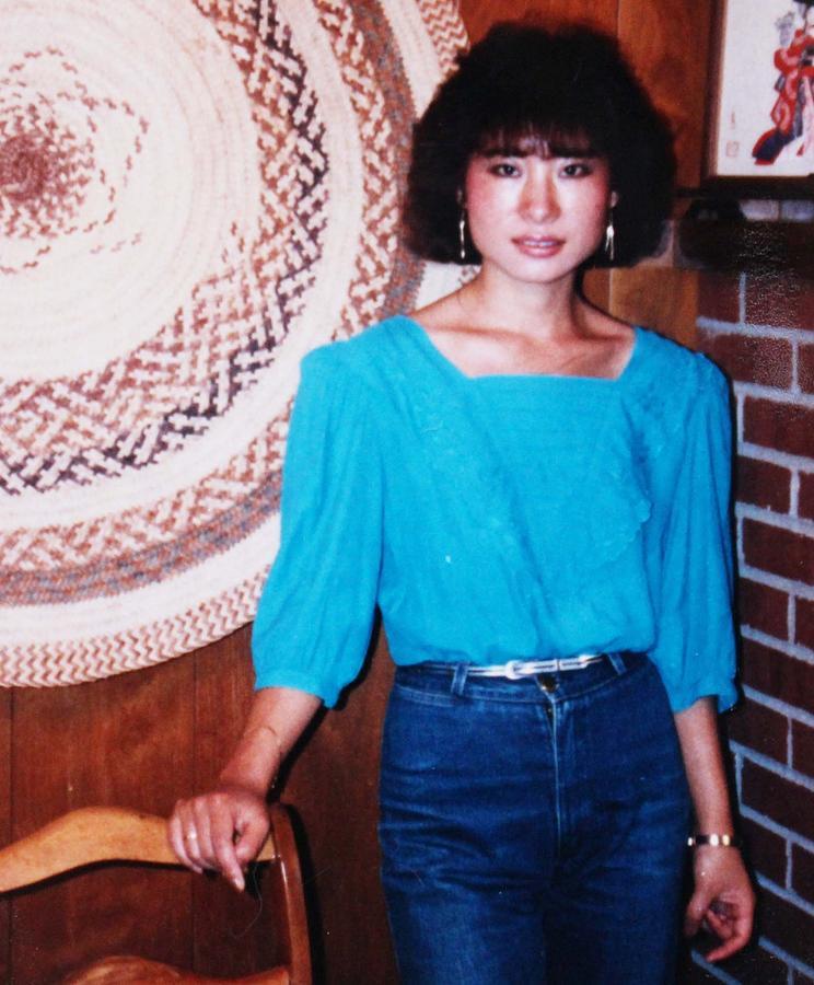 Artist Photograph - Becky 1986 by Becky Kim