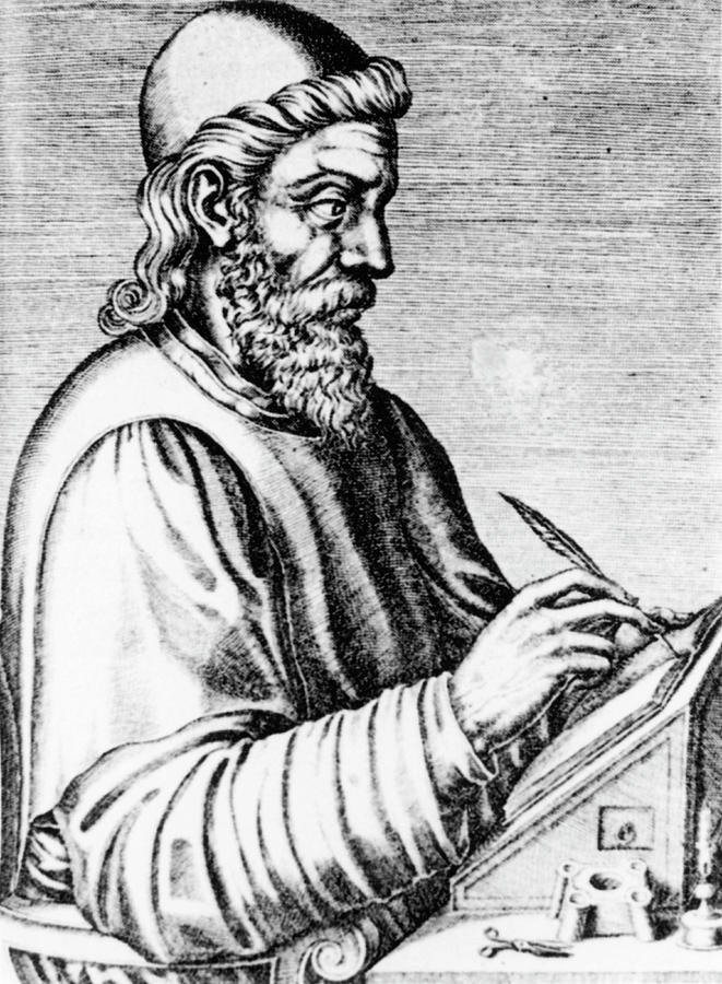 Bede Photograph - Bede The Venerable by Science Photo Library