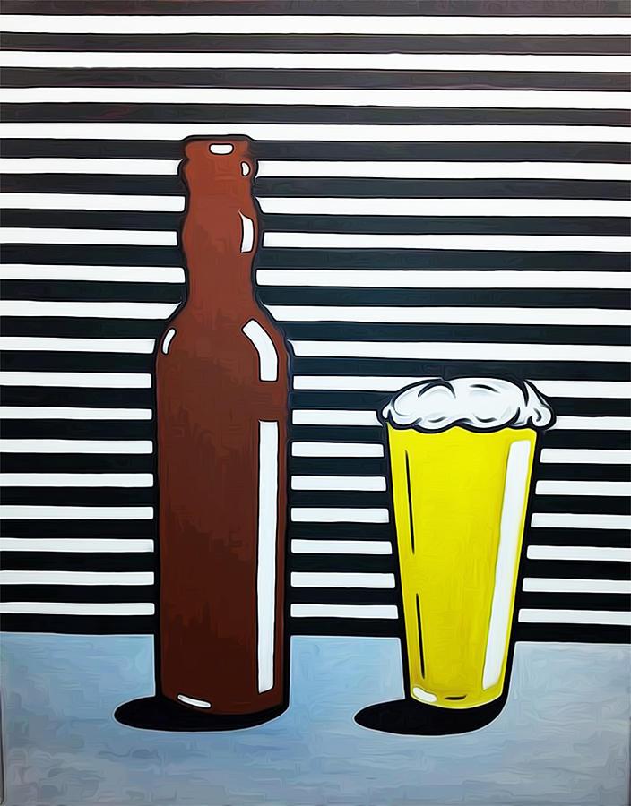 Beer Painting
