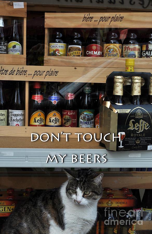 Beers warden by Simona Ghidini