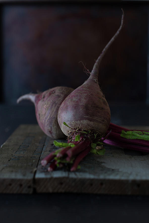 Beets Photograph by Yelena Strokin