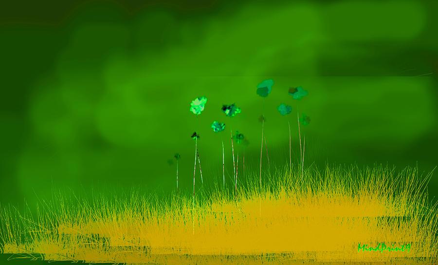 Rain Digital Art - Before The Shower by Asok Mukhopadhyay
