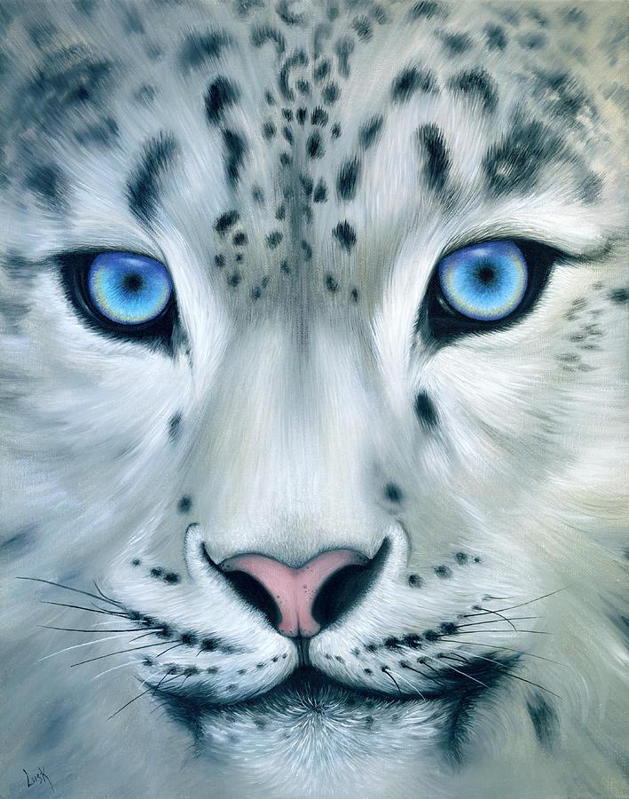 Snow Leopard Paint Color