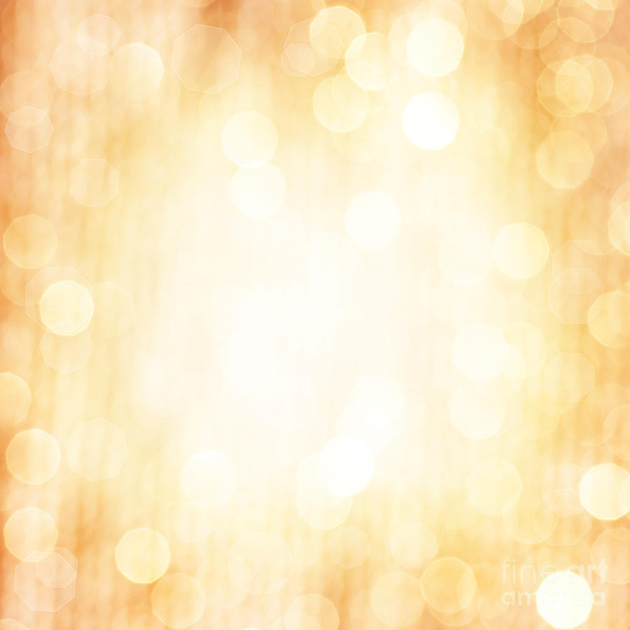 Wallpaper Focus >> Beige Blur Background Photograph by Anna Om