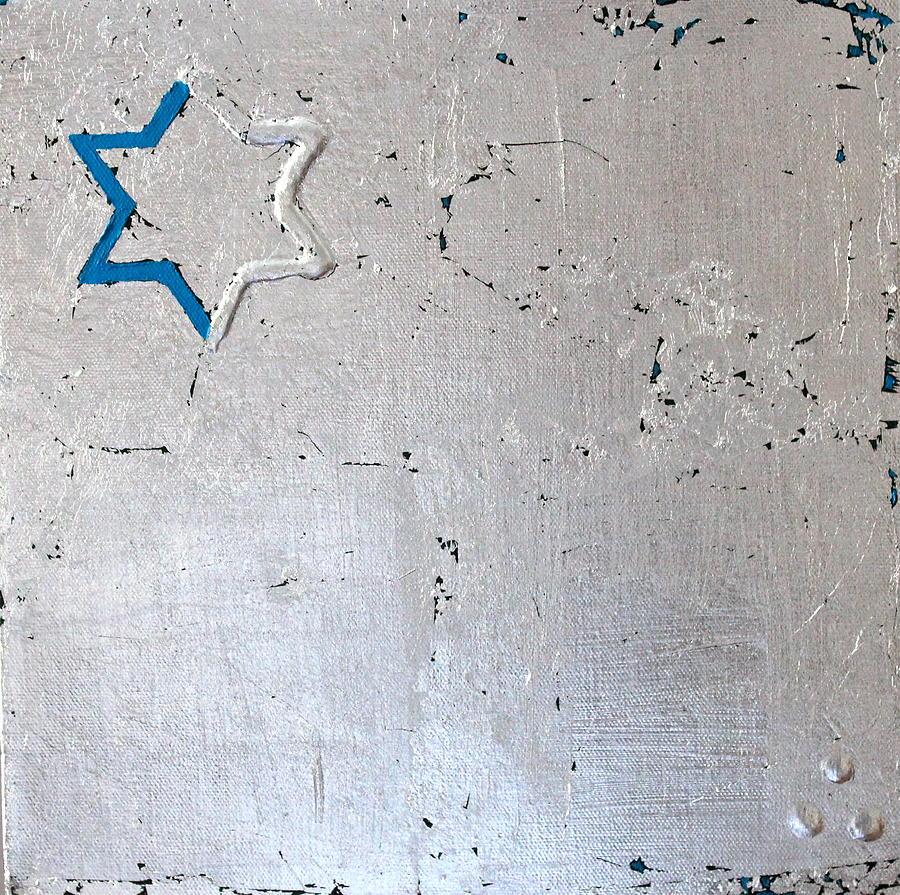 Jewish Painting - Being Jewish by Margarita Gokun