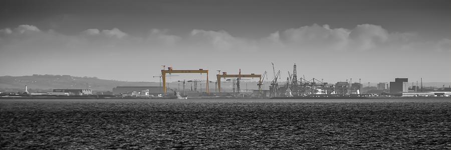 Belfast Shipyard 1 Photograph