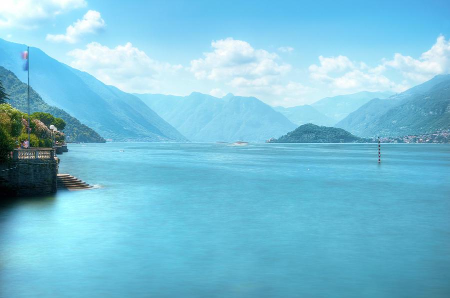 Bellagio, Lago Di Como Photograph by Mmac72