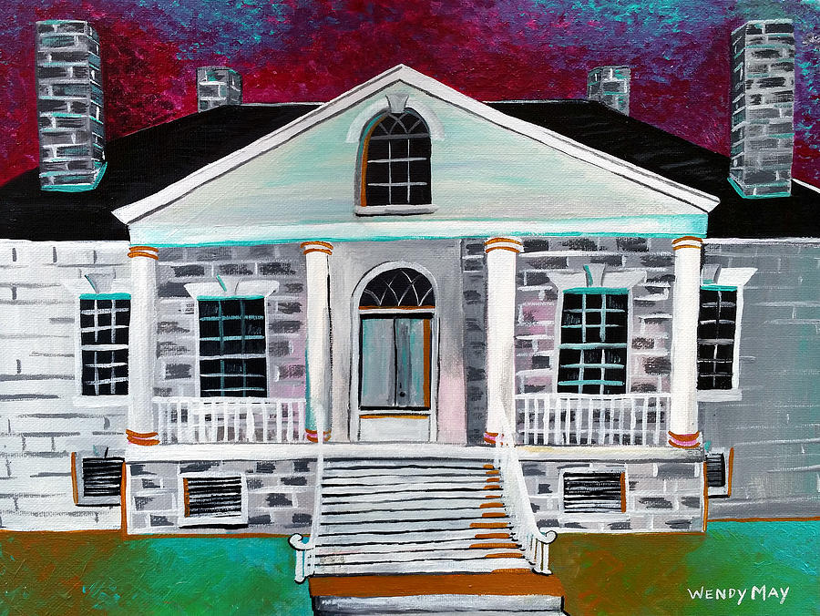 Belle Grove Plantation by Wendy May
