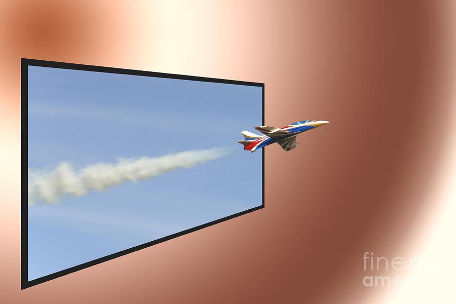 Jet Photograph - Bellota Jet Sebastiano Silvestri by Stefano Piccini