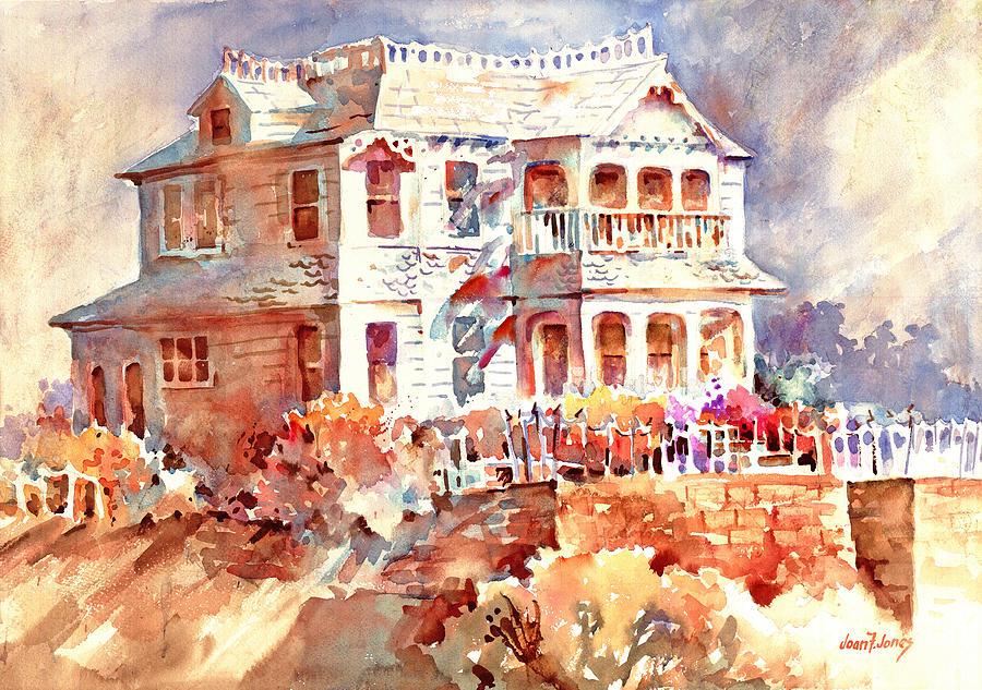 BELLUZ HOUSE by Joan  Jones