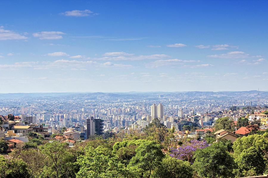 Belo Horizonte Photograph by Antonello