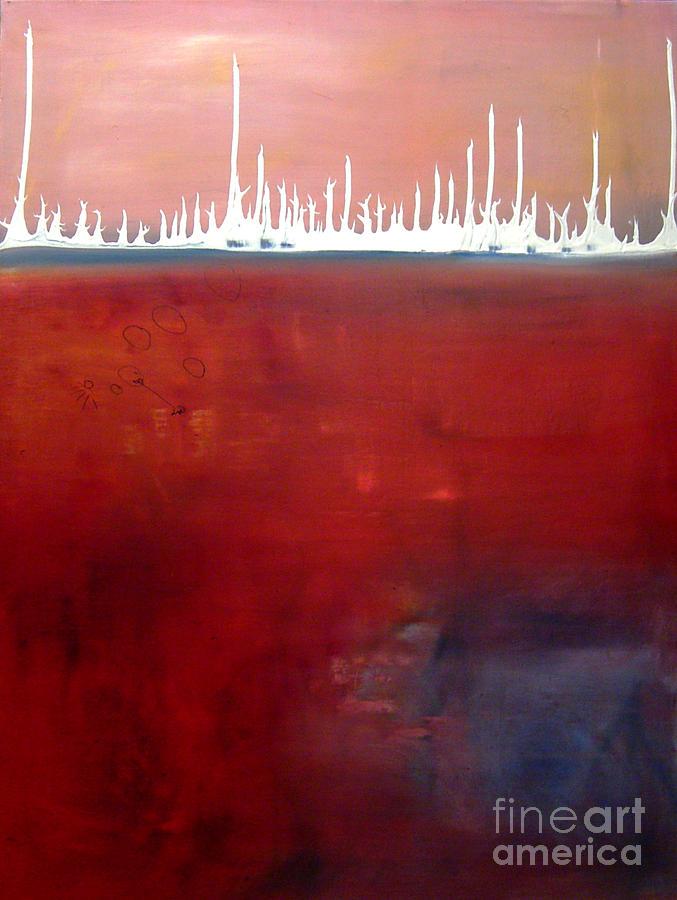 Below Painting