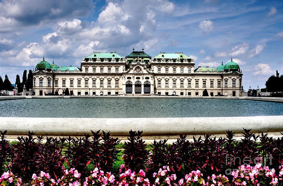 Belvedere Palace Photograph
