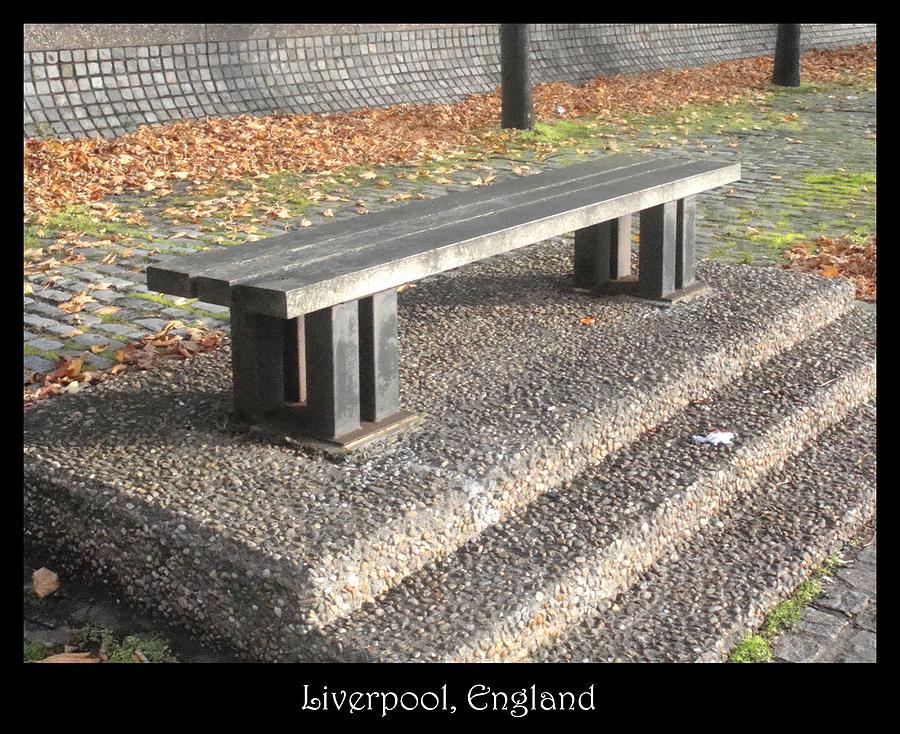 Bench Photograph - Bench #19 by Roberto Alamino