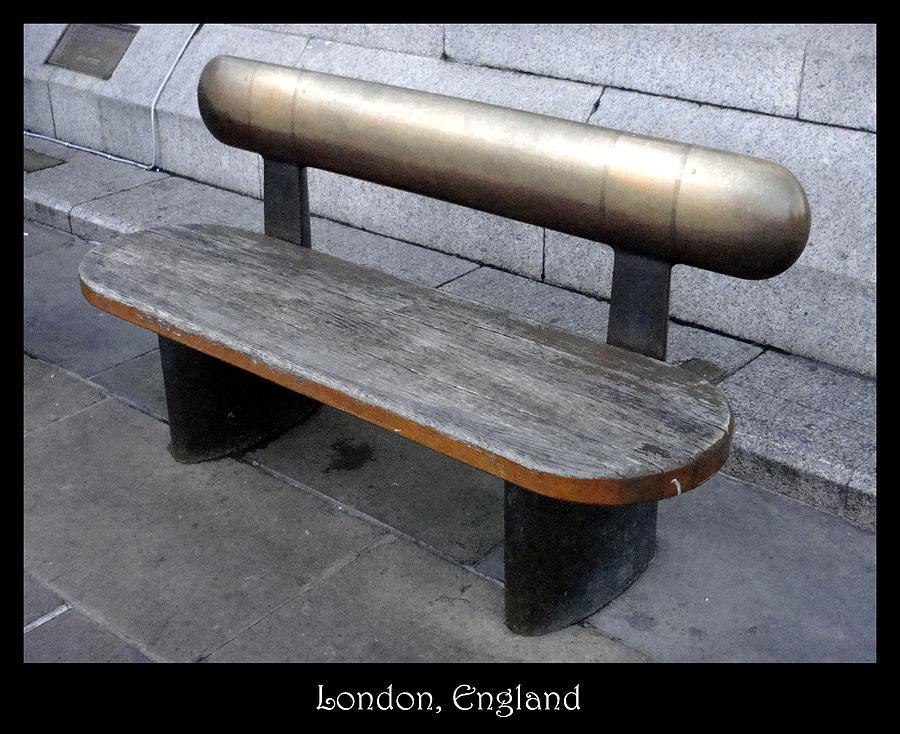 Bench Photograph - Bench #28 by Roberto Alamino