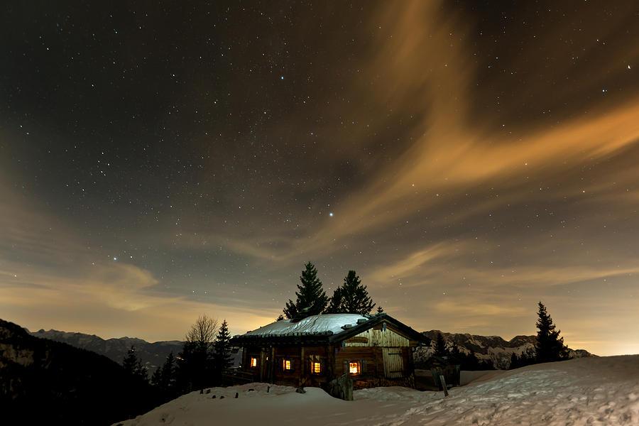Berchtesgaden Photograph - Berchtesgadener Land by Deryk Baumgaertner