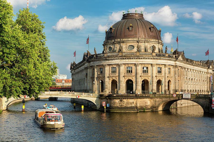 Berlin, Bode Museum Photograph by Sylvain Sonnet