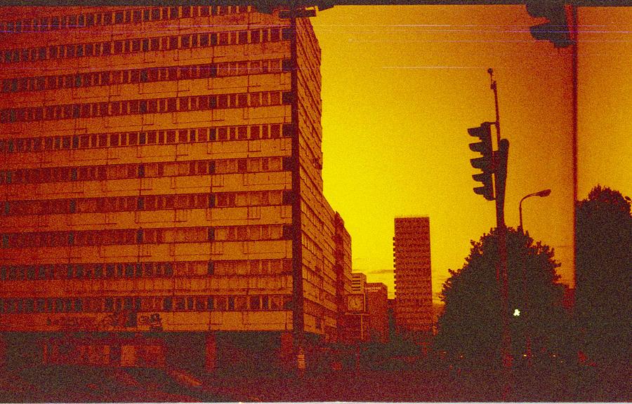Photo Photograph - Berlin Street Ddr by Juan  Bosco