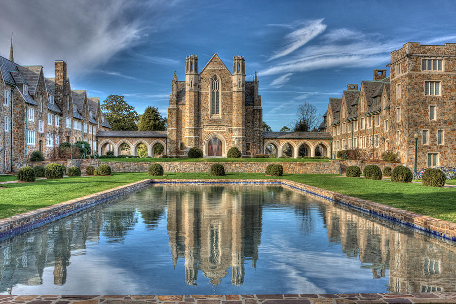 Berry College Ford Hall 2 Photograph By Gerald Adams