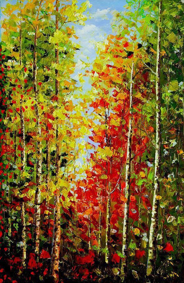 Best Art Choice Award Original Abstract Oil Painting Modern