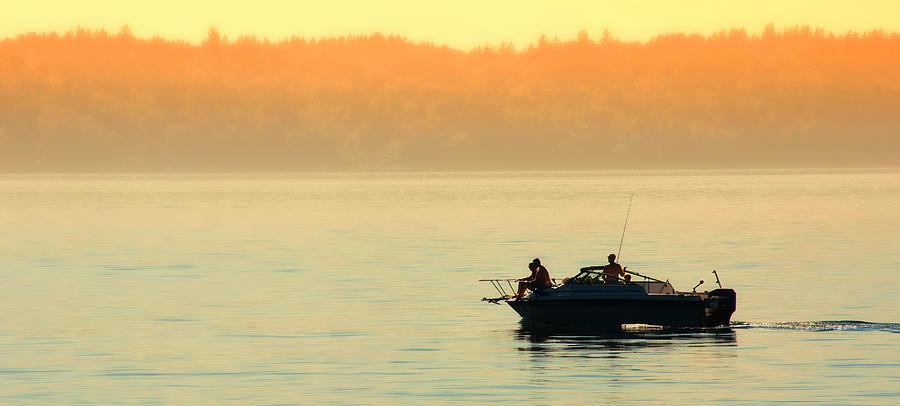 Best Night On The Water by Joe Ownbey
