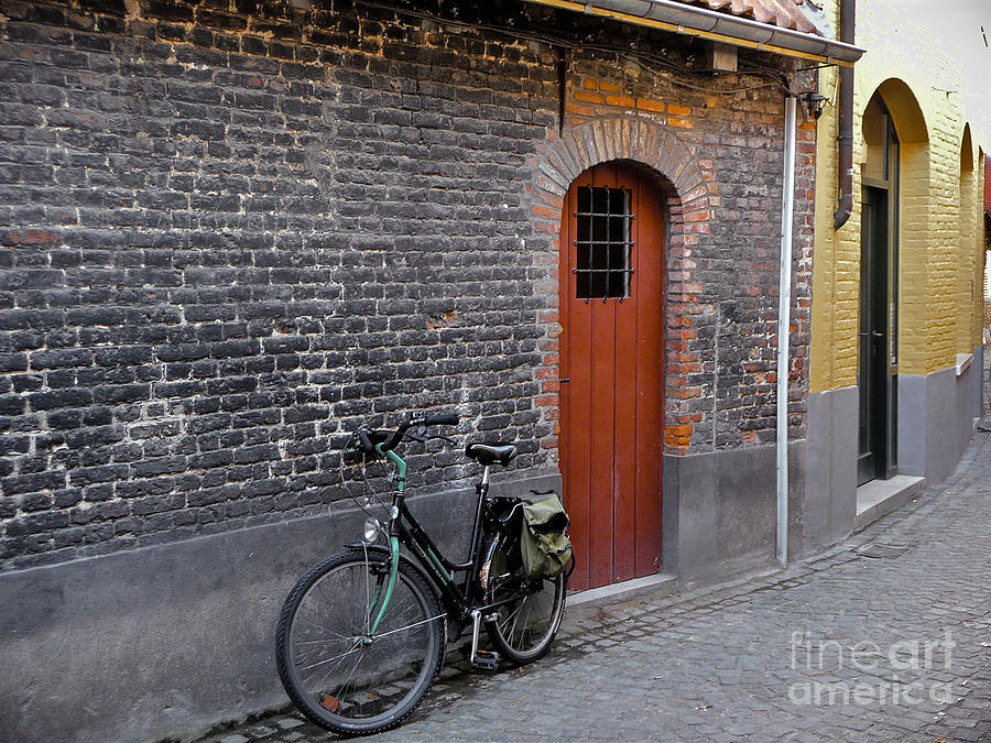 Brugge Photograph - Best Of Brugge by Amy Fearn
