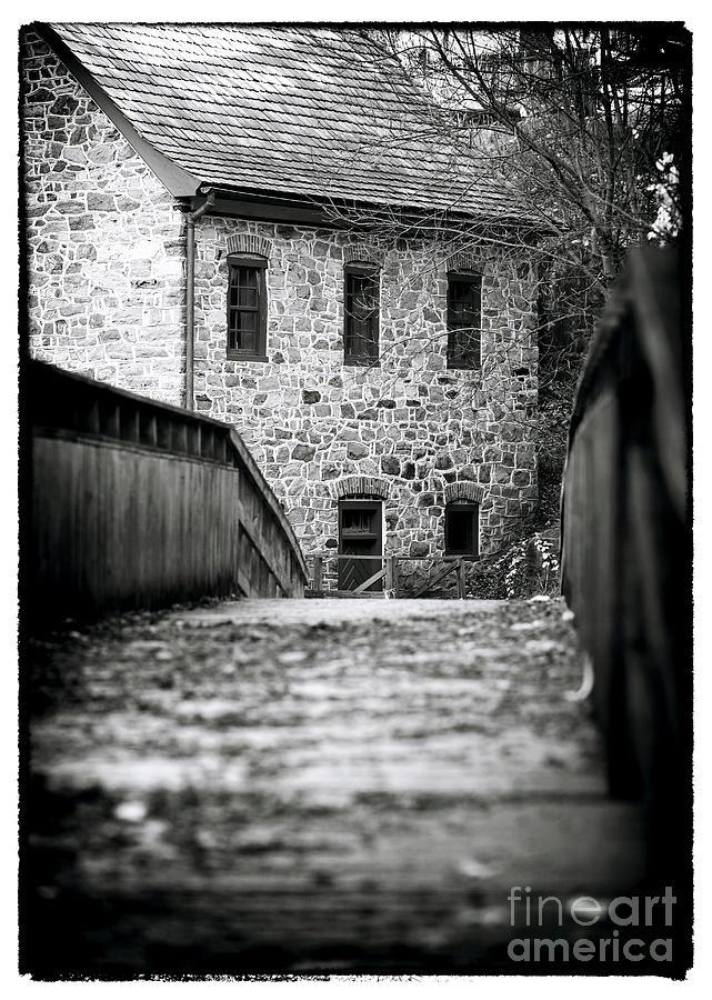 Waterworks Photograph - Bethlehem Waterworks by John Rizzuto