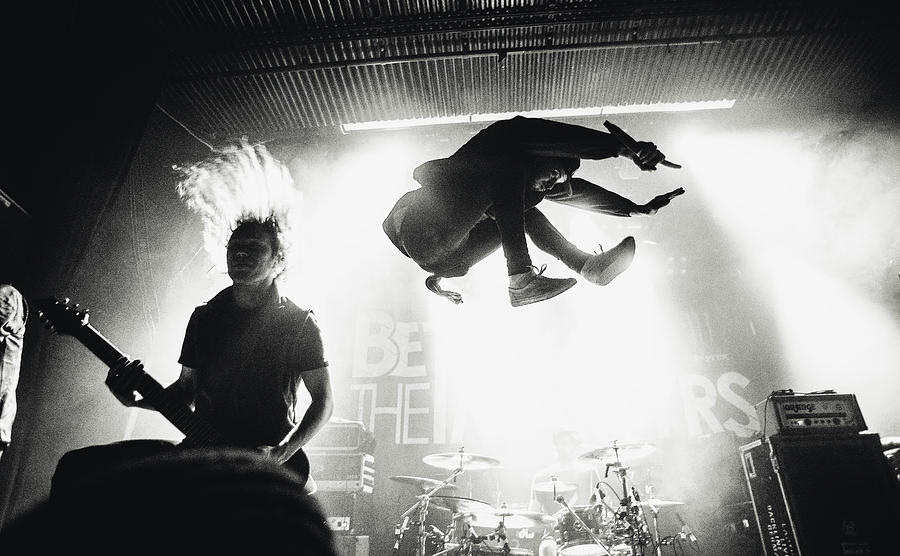 Metal Photograph - Betraying The Martyrs by Jesse K?m?r?inen