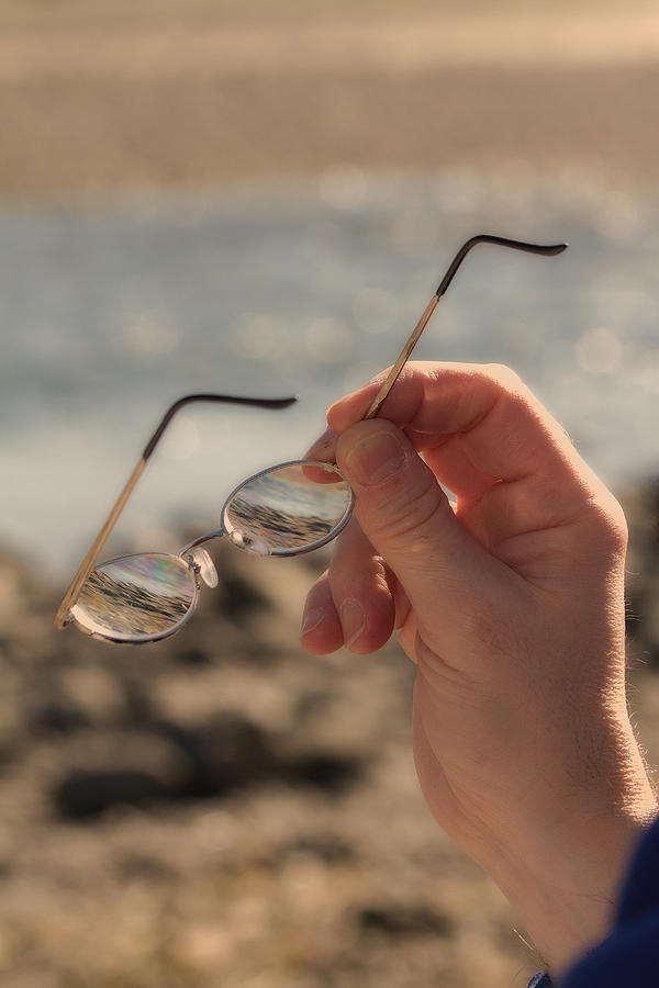 Glasses Photograph - Better To See With by Karol Livote