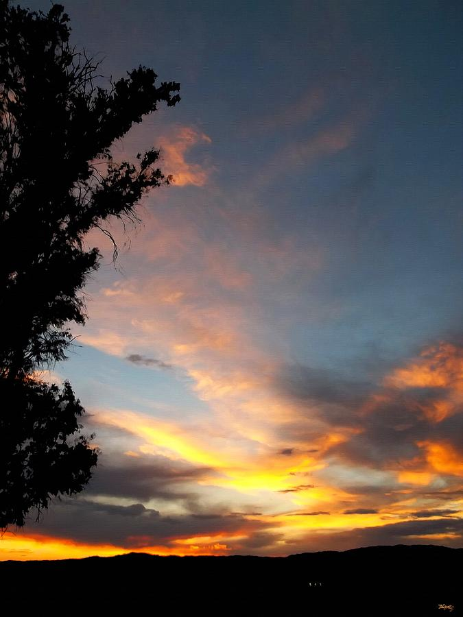 Sunset Photograph - Between Night And Day by Glenn McCarthy Art and Photography