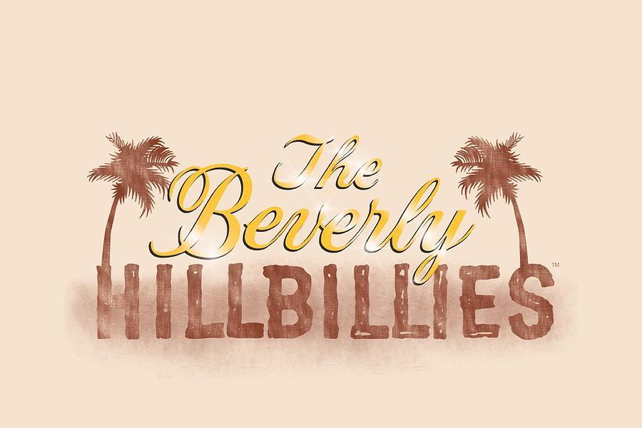 Beverly Hillbillies Digital Art - Beverly Hillbillies - Dirty Billies by Brand A