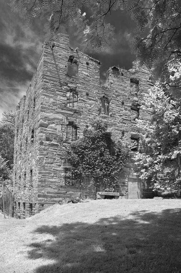 Shenandoah Valley Photograph - Beverly Mill by Guy Whiteley