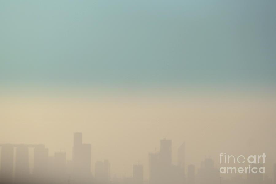 Photograph - Beyond The Horizon by Vishakha Bhagat