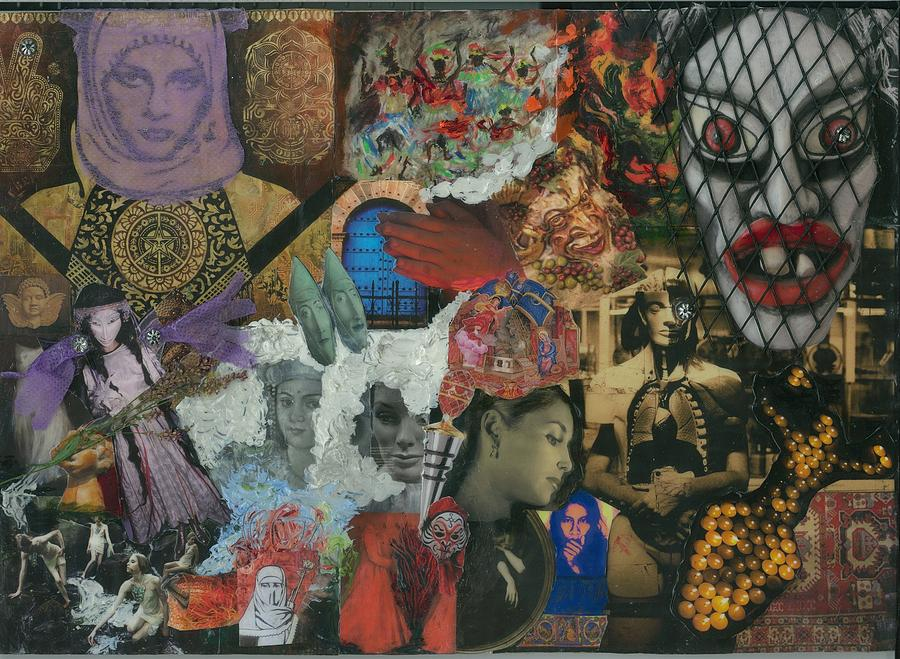 Beyond the Mask by Paula Emery