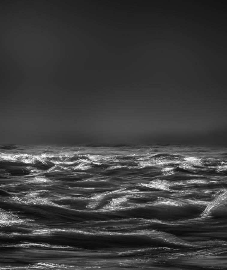 Nature Photograph - Beyond The Sea by Bob Orsillo