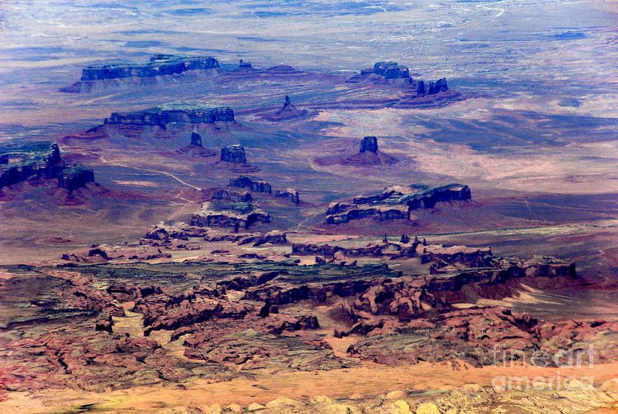 Monument Valley Photograph - Beyond The Window by Michael Spicer