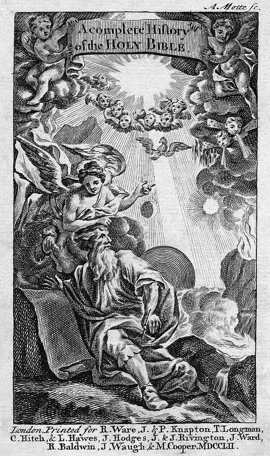 1752 Painting - Bible History, 1752 by Granger