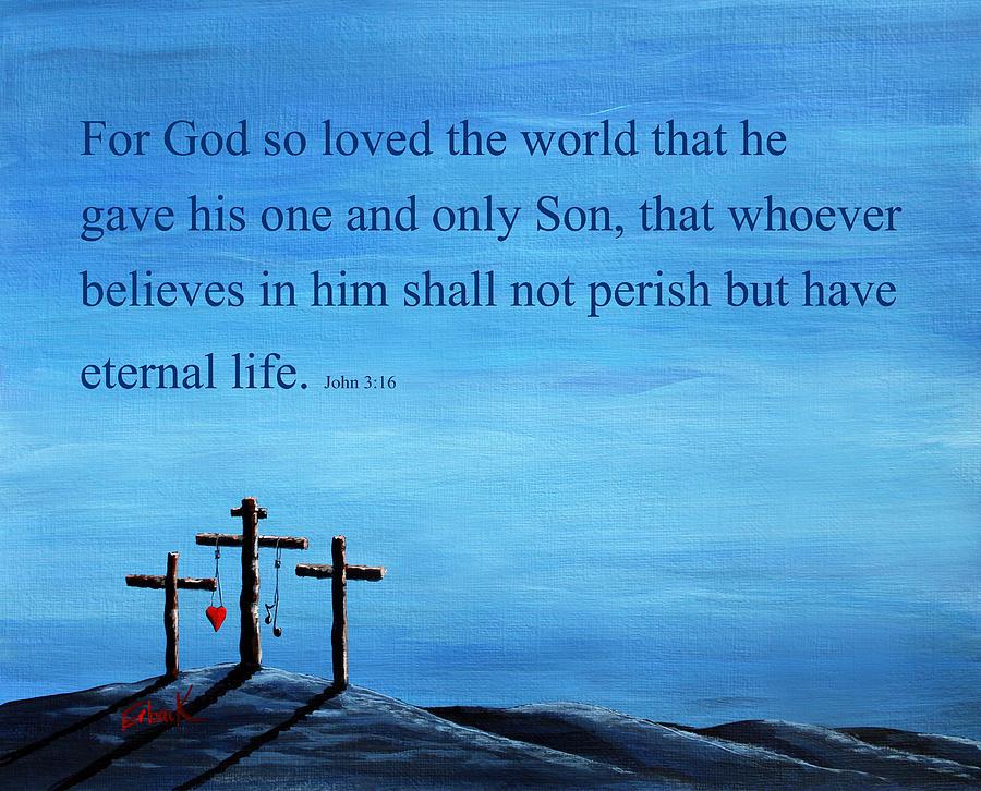 bible verses typography john 3 16 shawna erback
