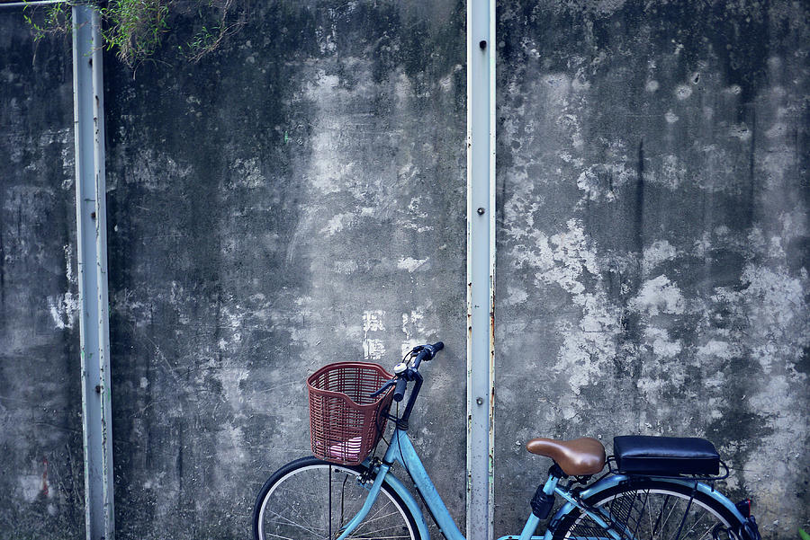 Bicycle Photograph by Easonliao