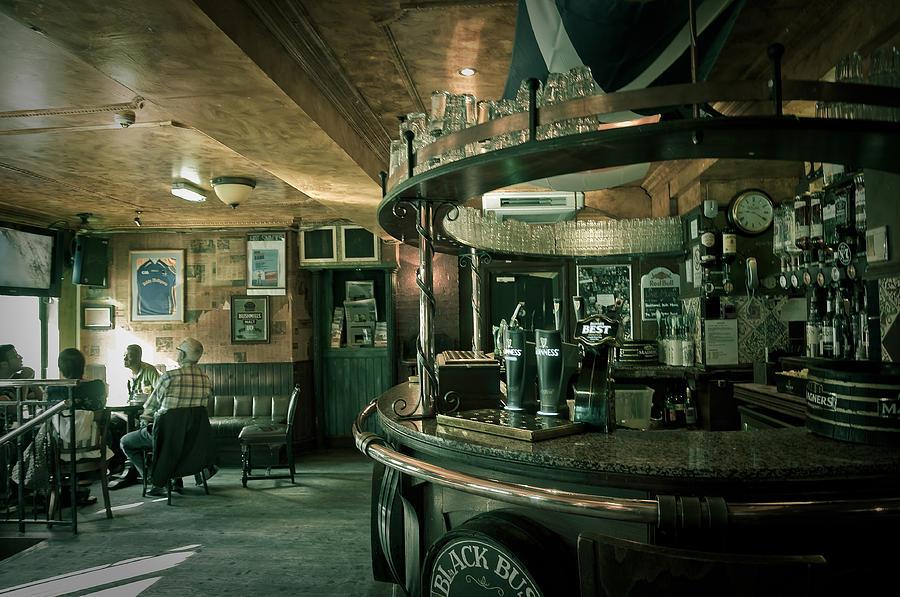 Pub Photograph - Biddy Mulligans Pub. Edinburgh. Scotland by Jenny Rainbow