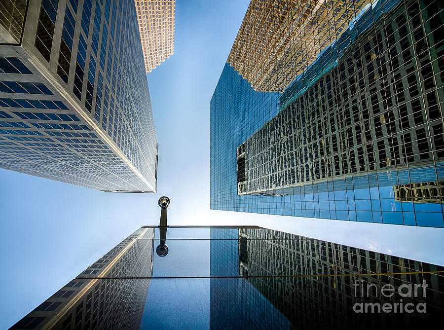 Architecture Photograph - Big Brother by Dee Zunker