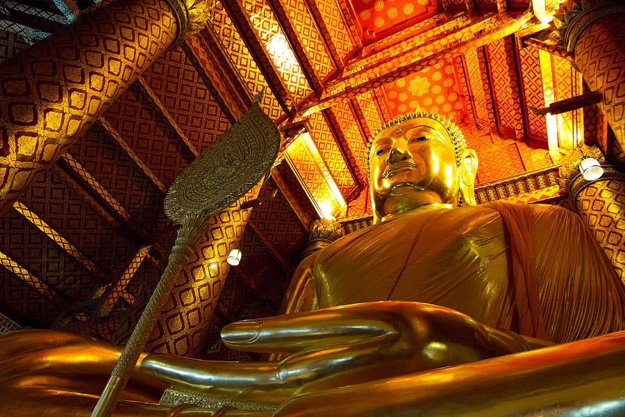 Big Buddha Photograph - Big Buddha by Zestgolf
